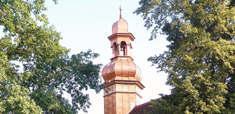 Wieża po remoncie 2013
