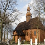 Widok kościoła